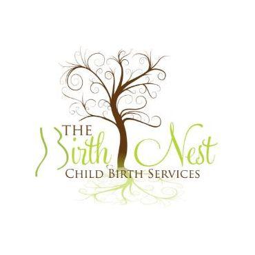 The Birth Nest logo