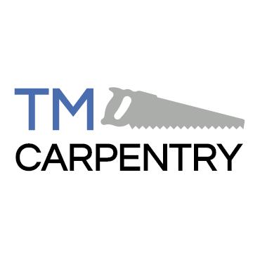 TM Carpentry logo