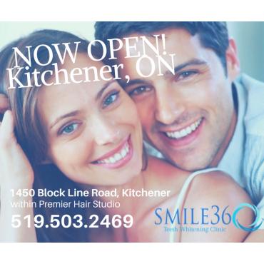 Smile360 Teeth Whitening Kitchener PROFILE.logo