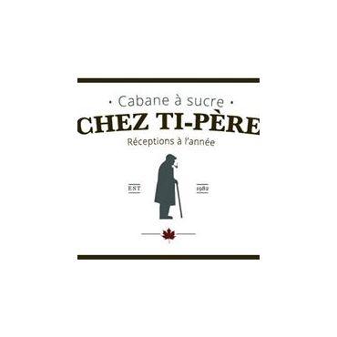 Cabane À Sucre Chez Ti-Père PROFILE.logo