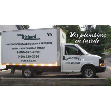 La Plomberie Richard logo