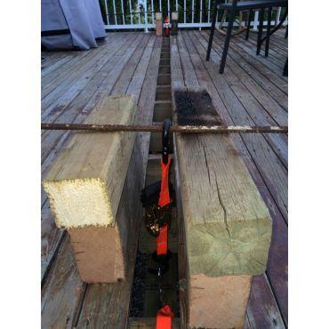 Deck Structural Repair