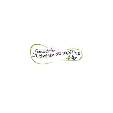 Garderie L'Odyssée du Papillon logo