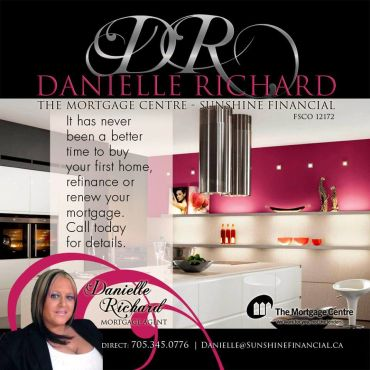 Danielle Richard - Mortgage Centre Sunshine Financial - Licence: M12001413 PROFILE.logo