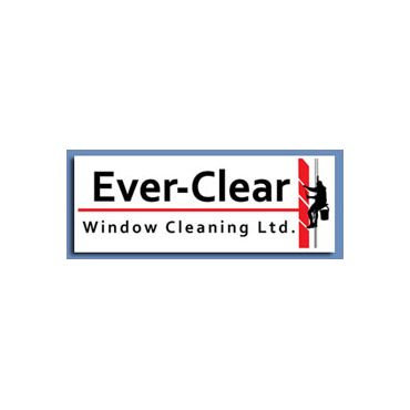 Ever-Clear Window Cleaning logo