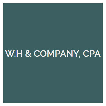 WH & Company, CPA logo