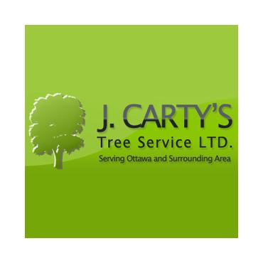 J Carty's Tree Service logo