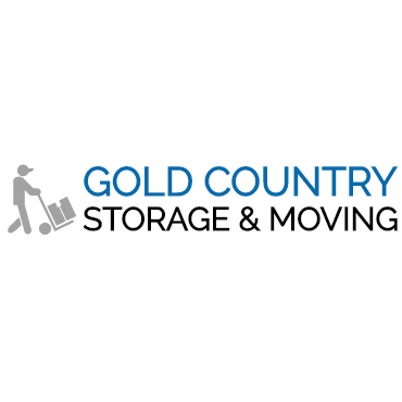 Gold Country Storage and Moving logo