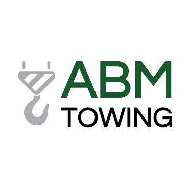 ABM Towing logo