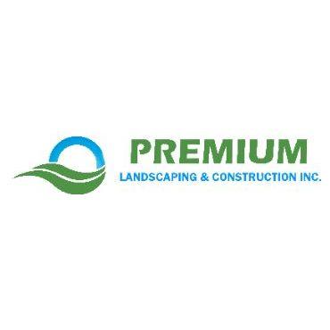Premium Landscaping & Construction Inc. logo