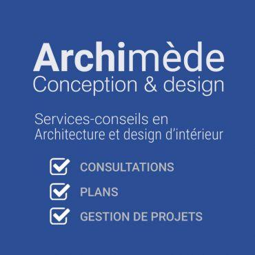 Archimède Conception & design PROFILE.logo
