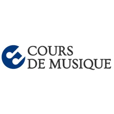 Cours de Musique logo