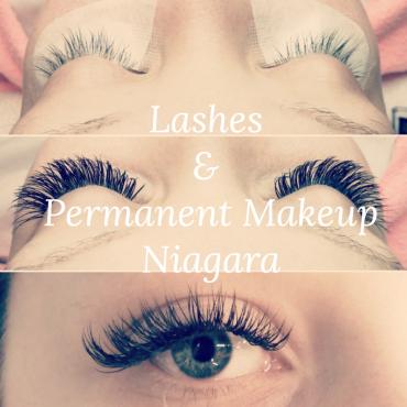Lashes & Permanent Makeup Niagara PROFILE.logo