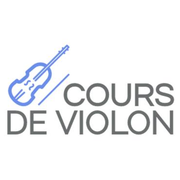 Cours de violon logo