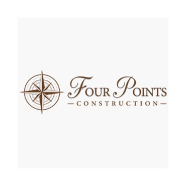 Four Points Construction logo
