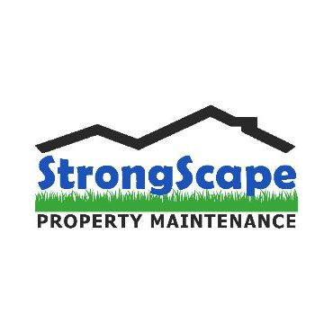 StrongScape Property Maintenance logo