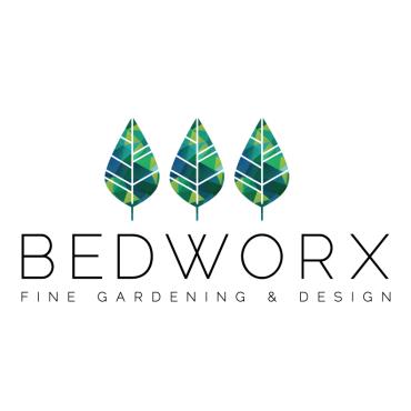Bedworx Fine Gardening & Design PROFILE.logo