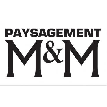 Paysagement M & M logo