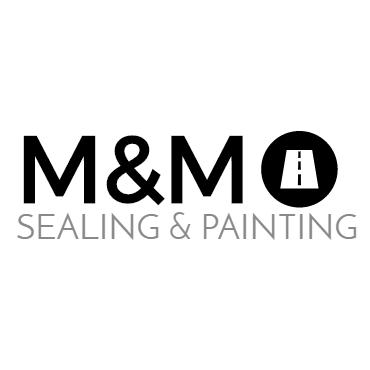 M&M Sealing & Paving & Patching logo