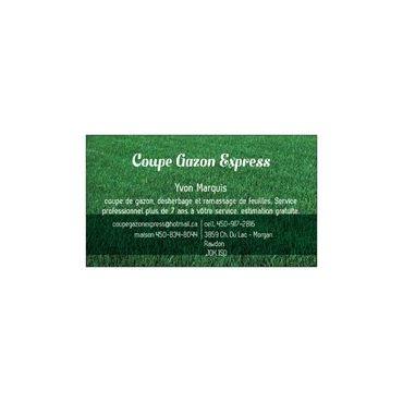 COUPE GAZON EXPRESS logo