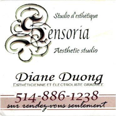 Studio D'Esthétique Sensoria logo