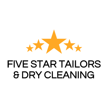 Five Star Tailors & Dry Cleaning PROFILE.logo