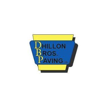 Dhillon Bros Paving logo