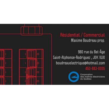 Boudreau Électrique Inc. PROFILE.logo