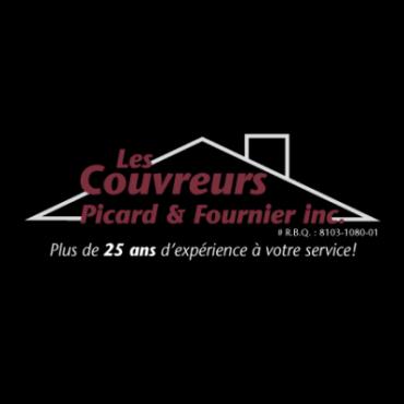Les Couvreurs Picard Fournier Inc. logo