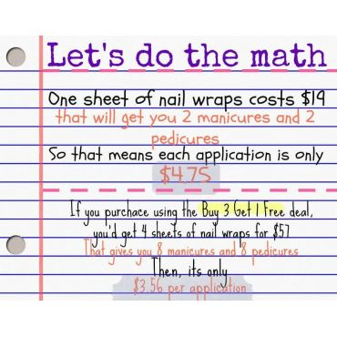 Lets do the Math!