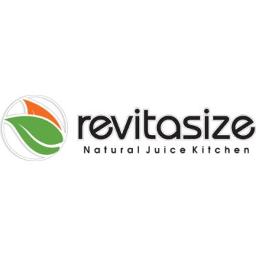 Revitasize Natural Juice Kitchen PROFILE.logo