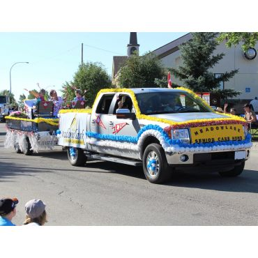Town of Strathmore Parade