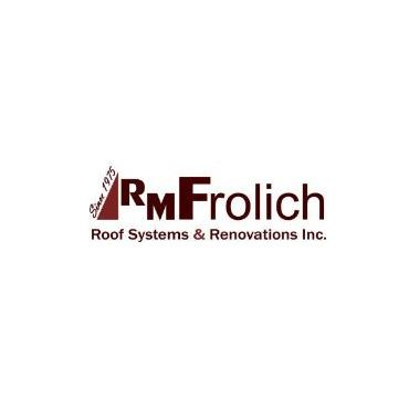 RM Frolich Roof Systems and Renovations Inc. logo