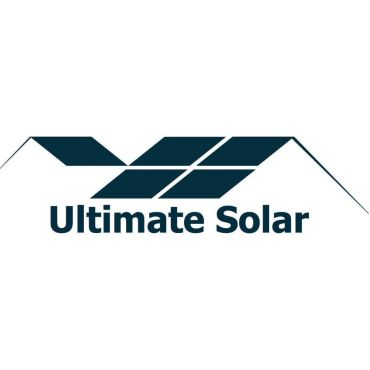 Ultimate Solar logo
