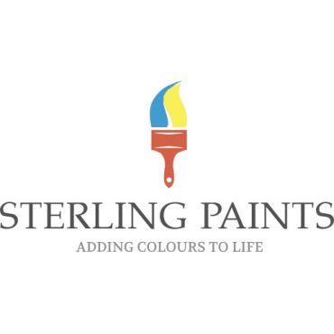 Sterling Paints & Trim logo
