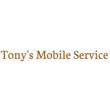 Tony's Mobile Service logo