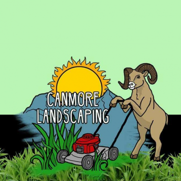 Canmore Landscaping Company PROFILE.logo