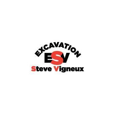 Transport & Excavation Steve Vigneux logo