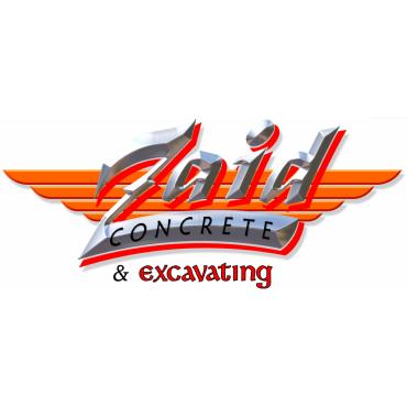 Zaid Concrete & Excavating PROFILE.logo