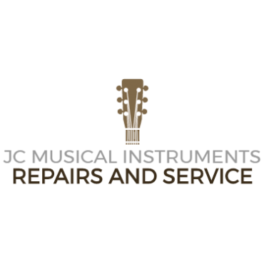 JC Musical Instruments Repairs and Service PROFILE.logo