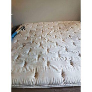nettoyage de lit avant