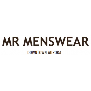 MR Menswear logo