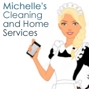 Michelle's Cleaning and Home Services logo