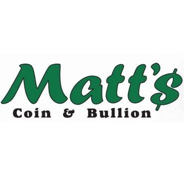 Matt's Coin, Currency & Bullion PROFILE.logo