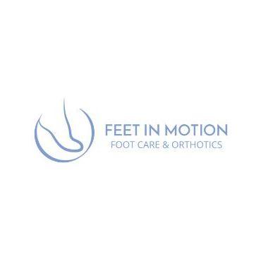 Feet In Motion Foot Care & Orthotics PROFILE.logo