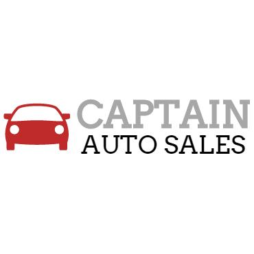 Captain Auto Sales logo