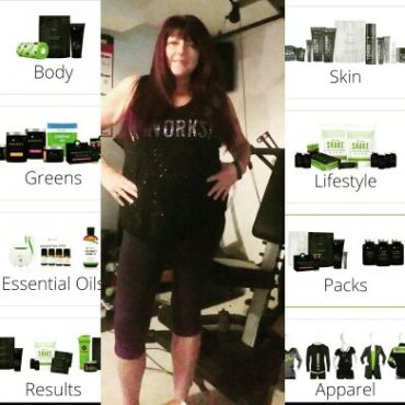 It Works Independent Distributor Carolyn Somerville logo