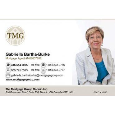 Gabriella Bartha-Burke - The Mortgage Group PROFILE.logo