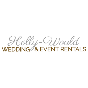 Holly-Would Wedding &  Event Rentals PROFILE.logo