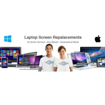 In-Home Laptop Screen Replacement